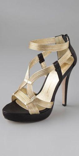 Lance Platform Sandals