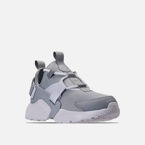 innovative design c21e0 96f7f Three Quarter view of Women s Nike Air Huarache City Low Casual Shoes in
