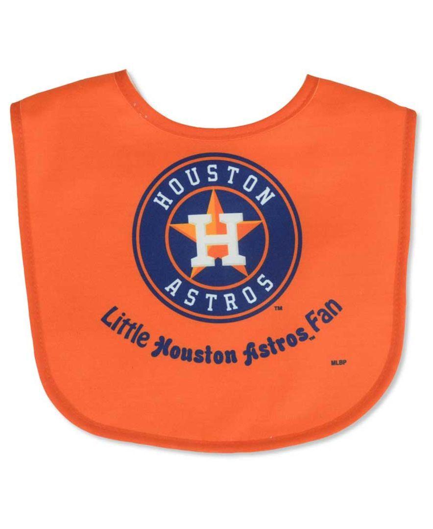 Wincraft Babies' Houston Astros Bib Sports Fan Shop By