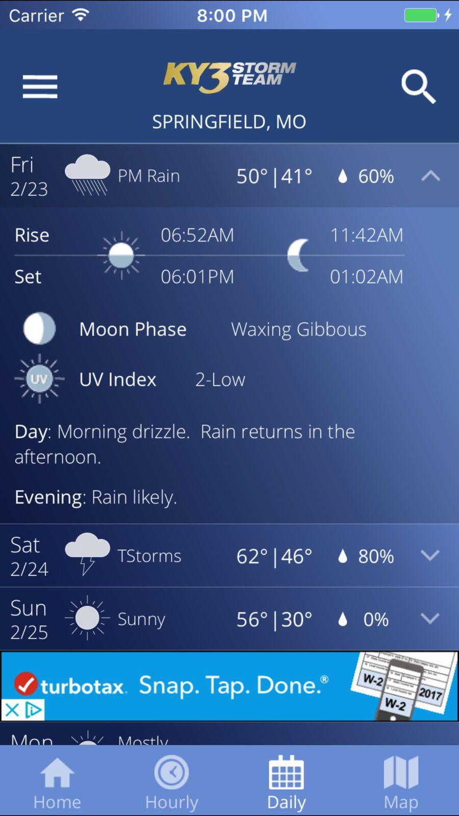 KY3 Weather #apps#app#appstore#ios   game design   App