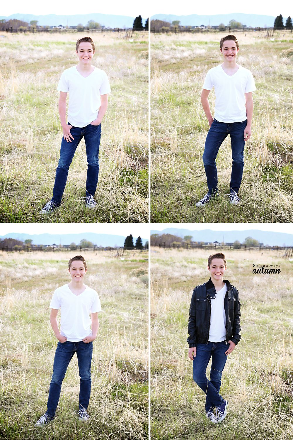 10 Easy Photo Poses For Boys To Help You Take Great Pictures Boy Poses Photo Poses For Boy Boy Photography Poses