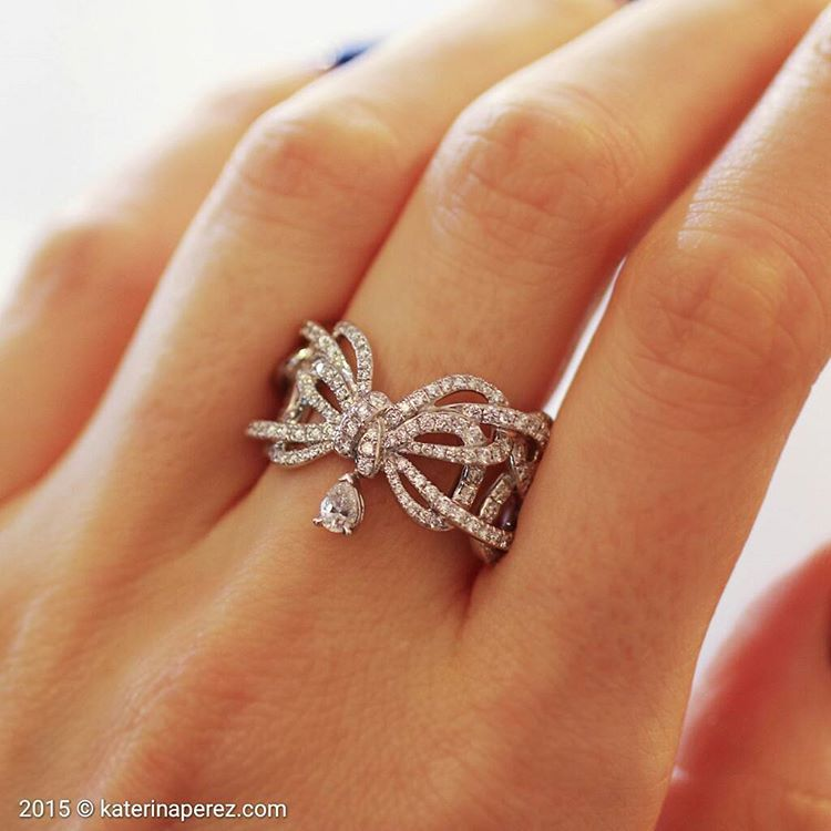 new ring from lyla s bow collection by