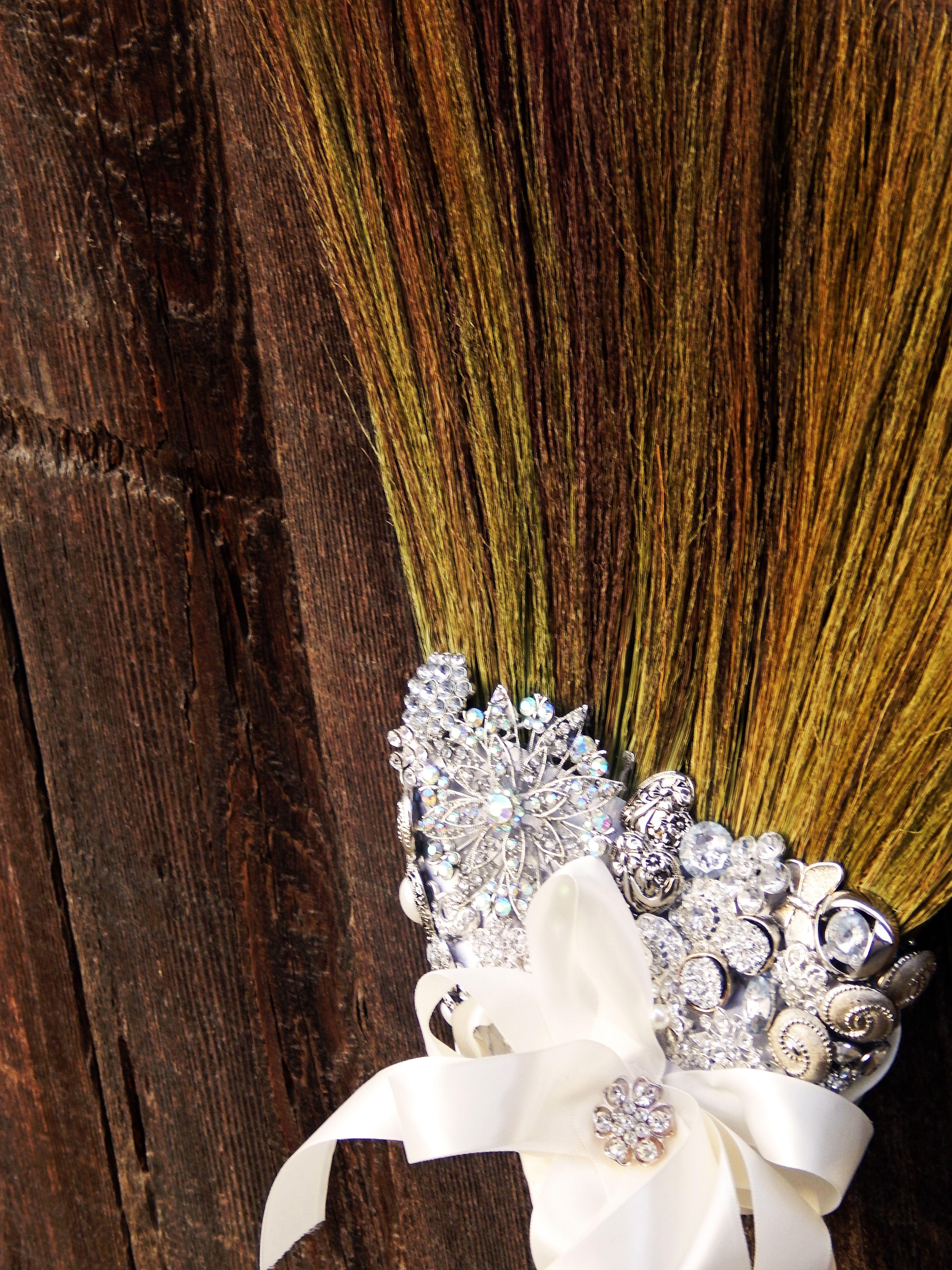 Jumping the Broom Wedding Broom