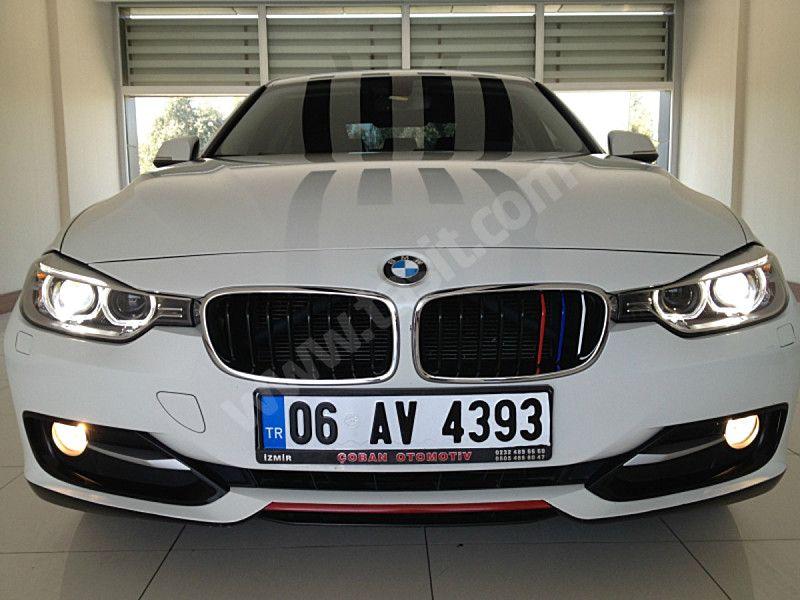 BMW 3 Serisi 3.20i ED Sport Line ACİL 2013 BMW 3.20İ SANROOF'LU SERVİS BAKIMLI MASRAFSIZ