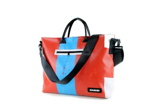 Eco Friendly Bags Made From Recycled Truck Tarp And Seatbelts In The Uk Affordable Prices