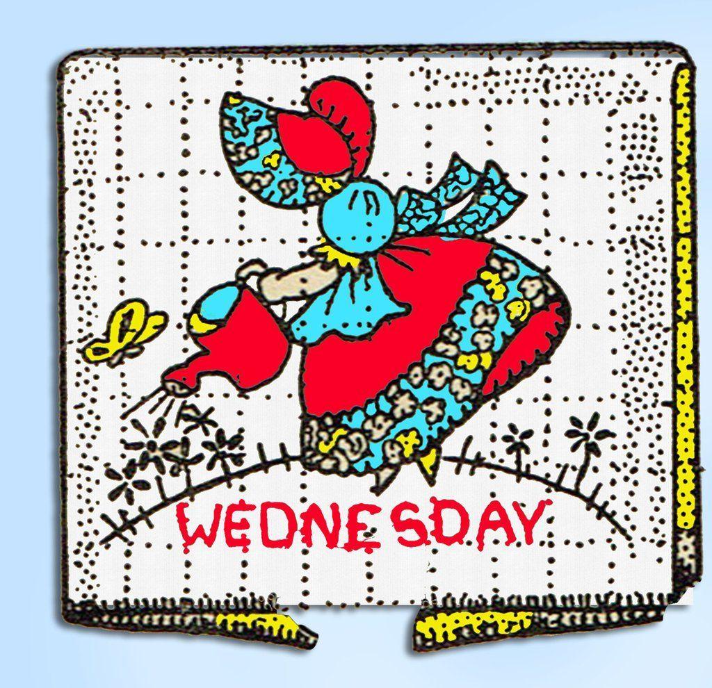 1950s Sweet Sun Bonnet Sue Day of the Week Uncut Aunt Martha's Transfer 3216 #sunbonnetsue 1950s Sweet Sun Bonnet Sue Day of the Week Uncut Aunt Martha's Transfer 3216 #sunbonnetsue