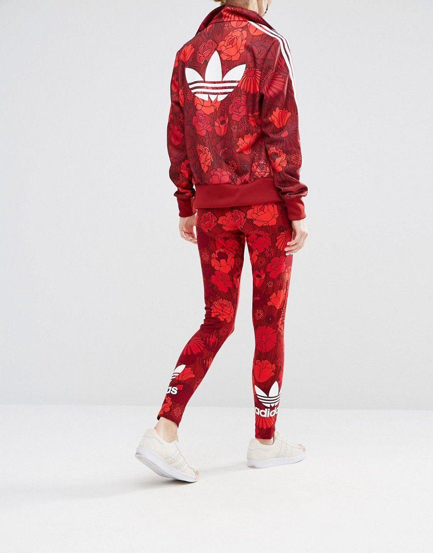 3 Stripe TRF Leggings by adidas em 2020   Roupas adidas