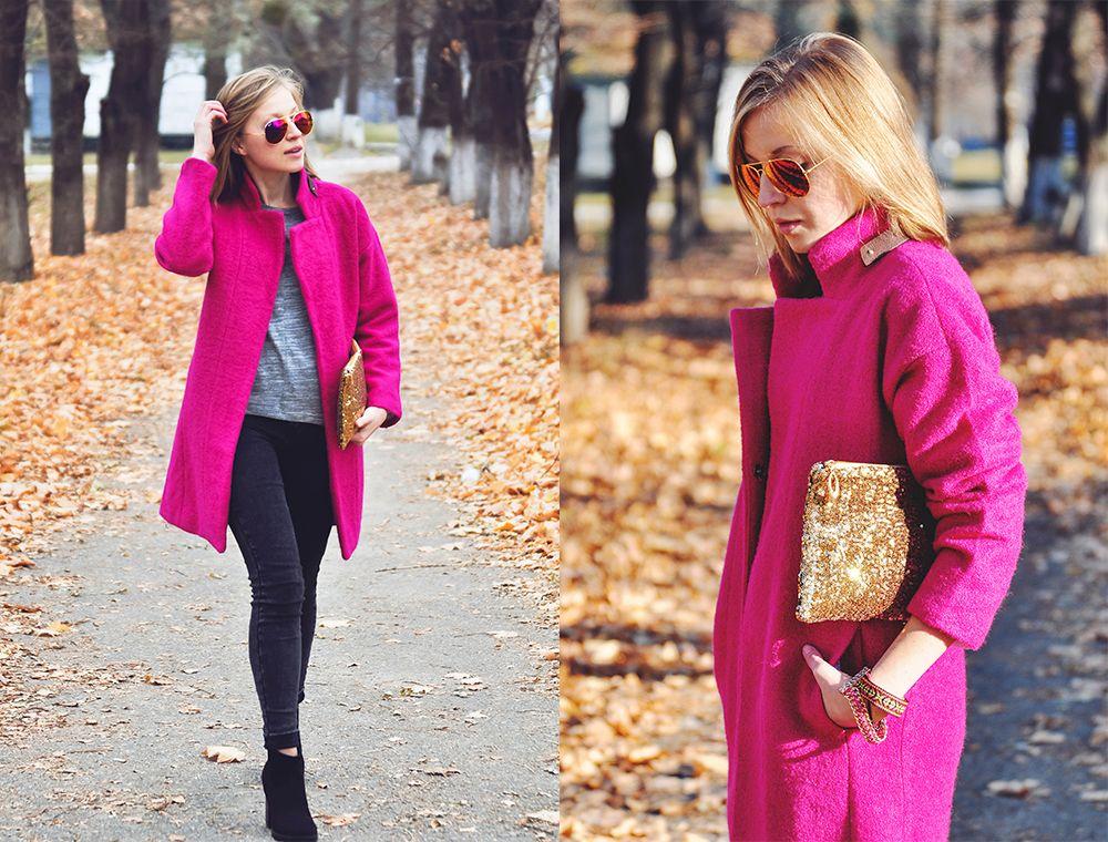 Hot Pink Short Boots