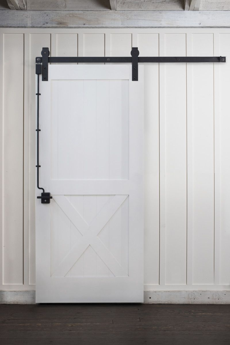 Introducing Our Self Latching Barn Door Lock System