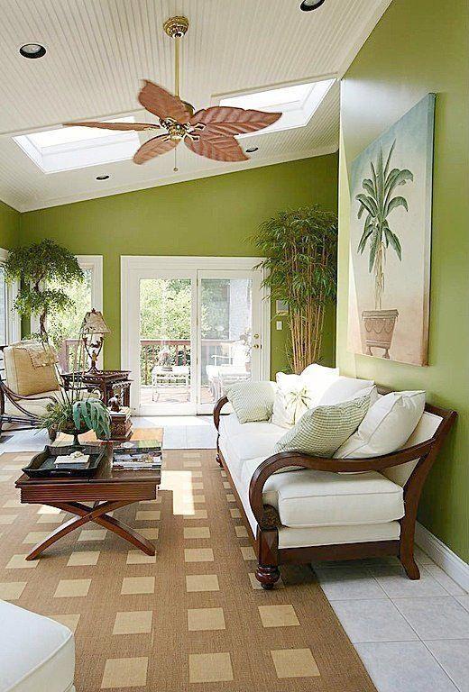 Best Hawaiian Living Room Design Ideas