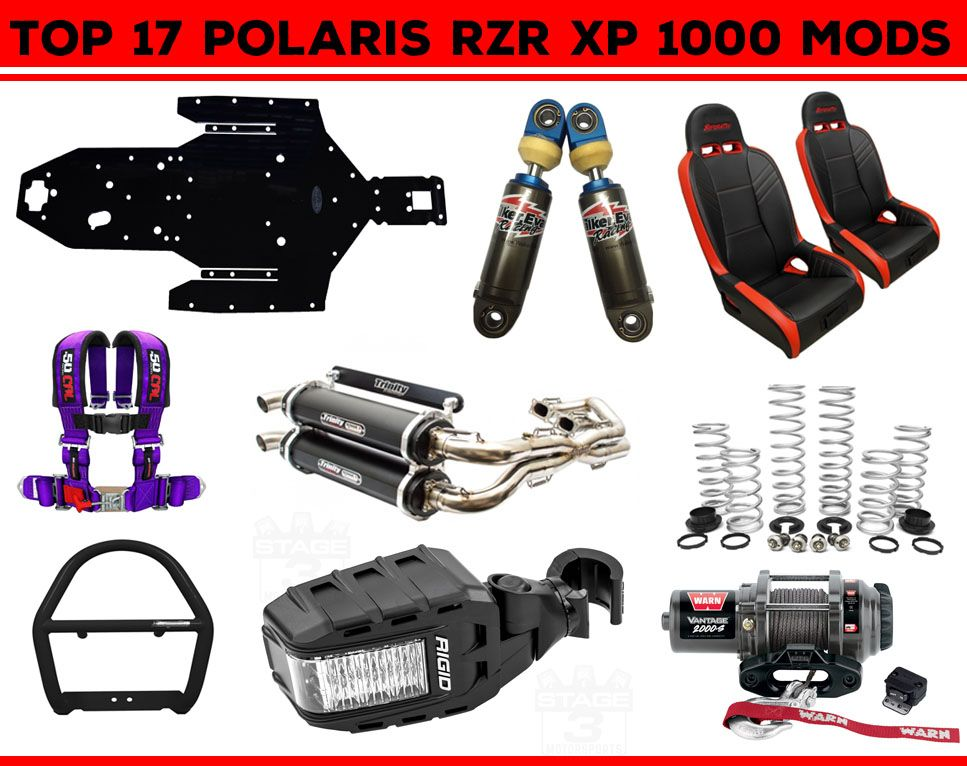 Top 17 Aftermarket Polaris Rzr Xp 1000 Accessories Polaris Rzr Accessories Polaris Rzr Xp Polaris General