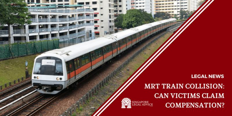 Mrt Train Collision Can Victims Claim Compensation Train Victims Public Transport