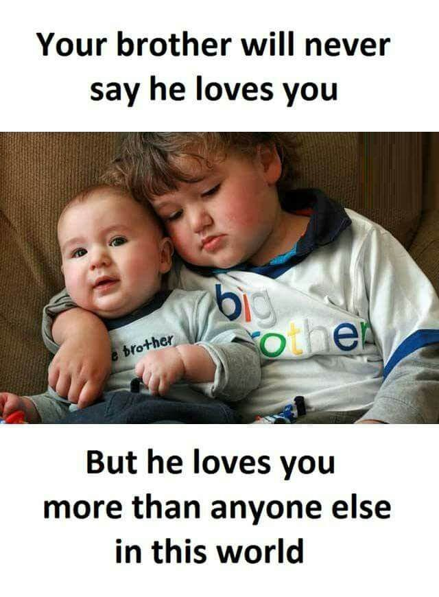 Brotherhood Brother Quotes Best Brother Quotes Brother