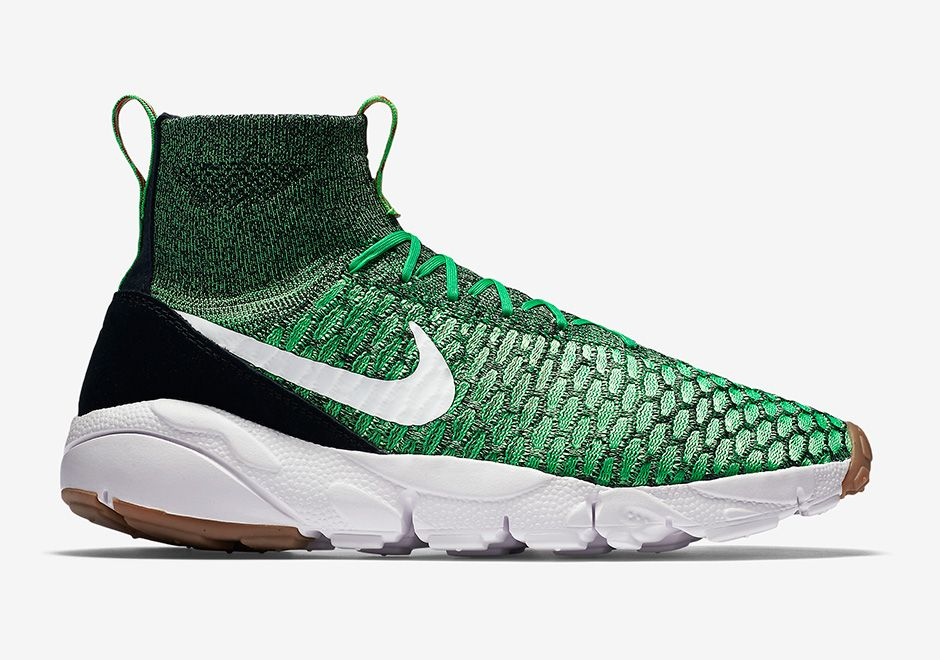 Nike Footscape Magista Flyknit Gorge Green | SneakerNews.com