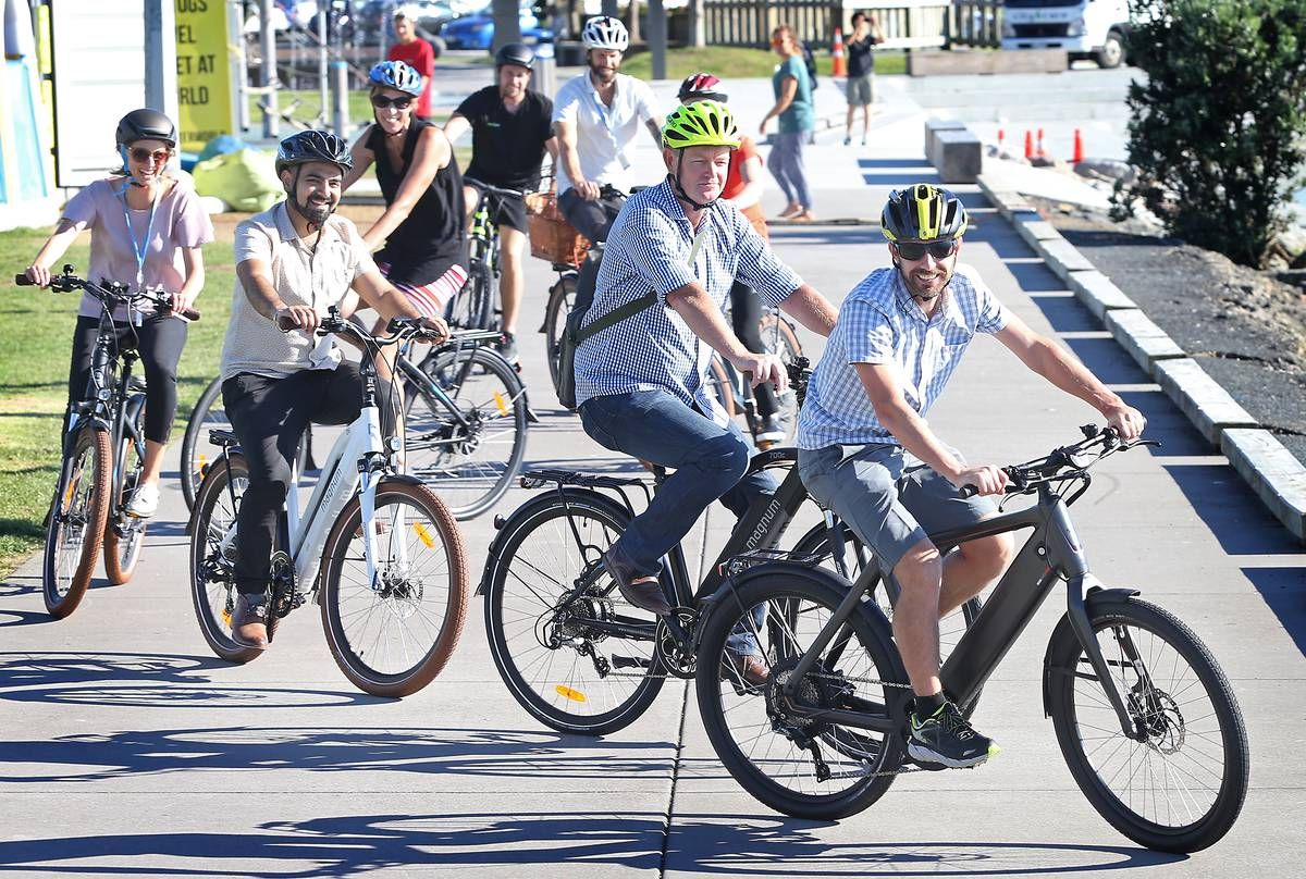 Over 50 Council Staff Become The Proud New Owners Of Electric Bikes Electric Bike Bike Sustainable Transport