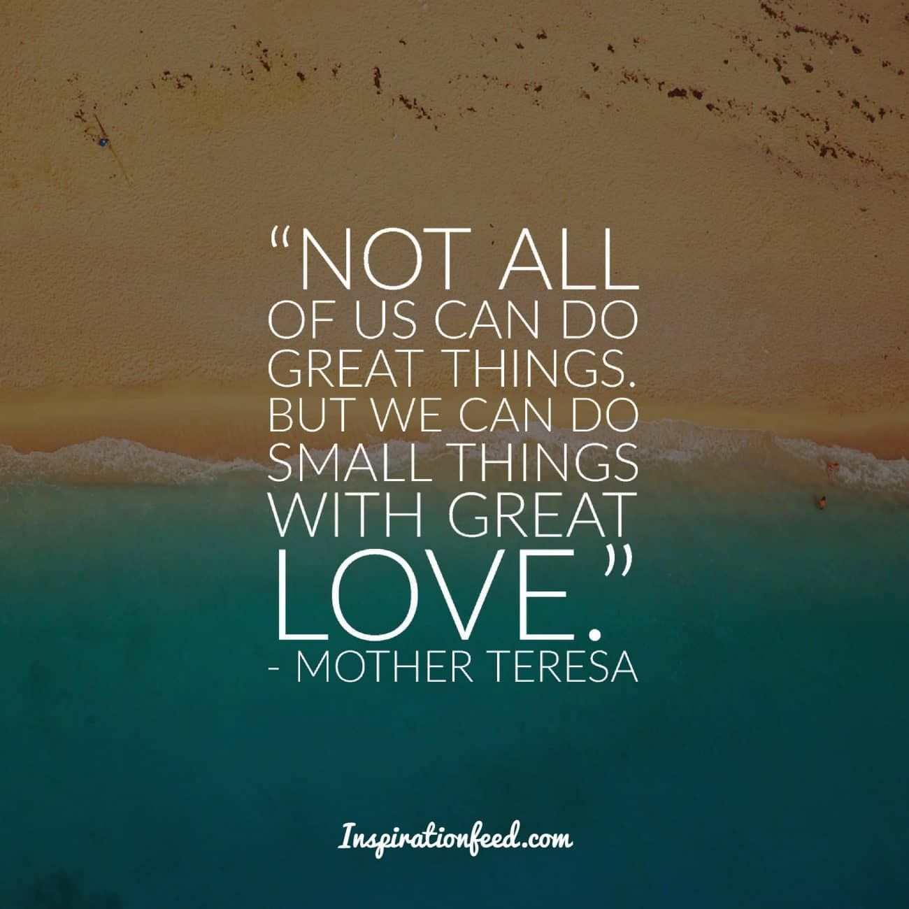30 Mother Teresa Quotes On Service Life And Love Mother Teresa