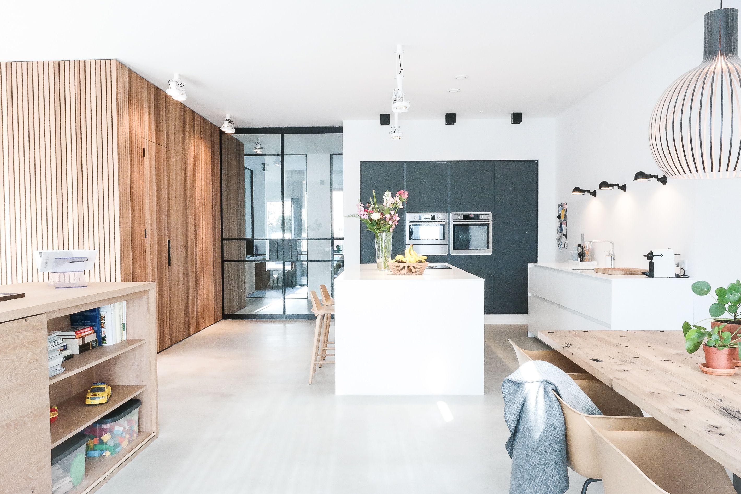 Interieurontwerp interieuradvies stads appartement amsterdam door