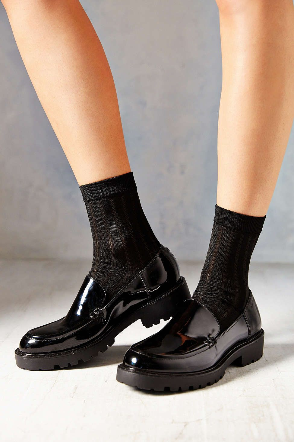 Vagabond Kenova Patent Loafer - Urban