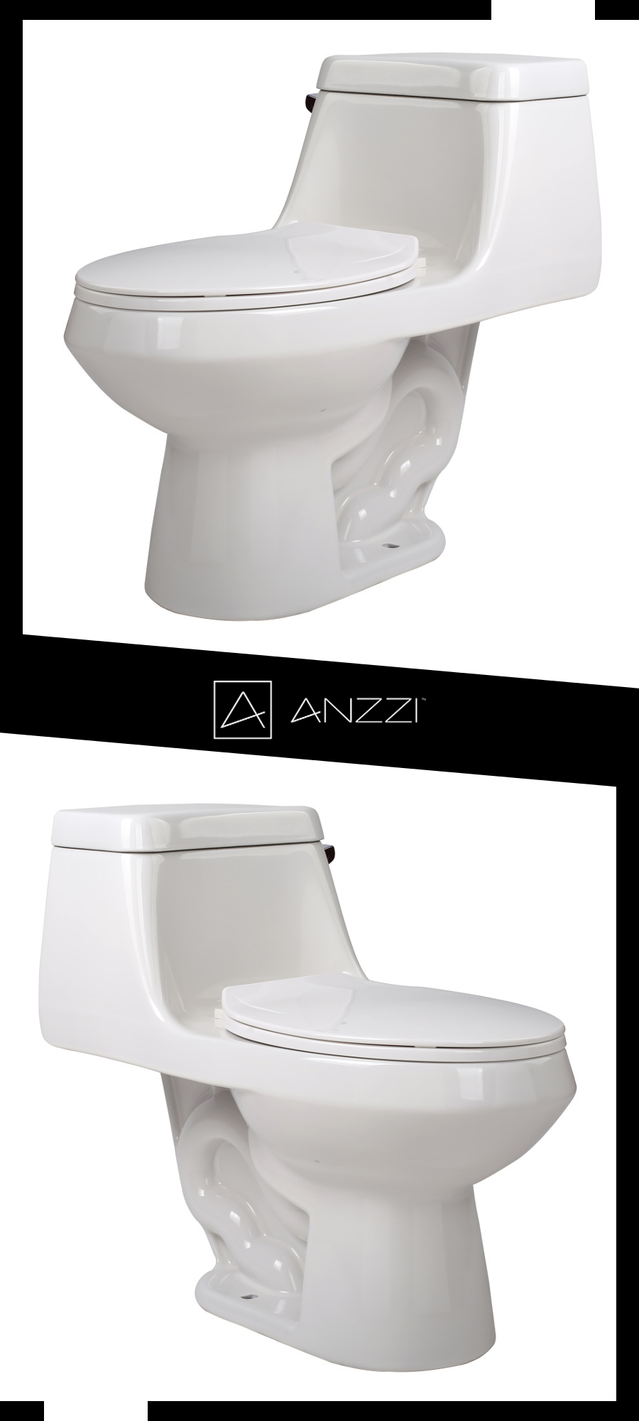 ANZZI\'s Author Toilets are on Online Sale Now at Discount Rates ...