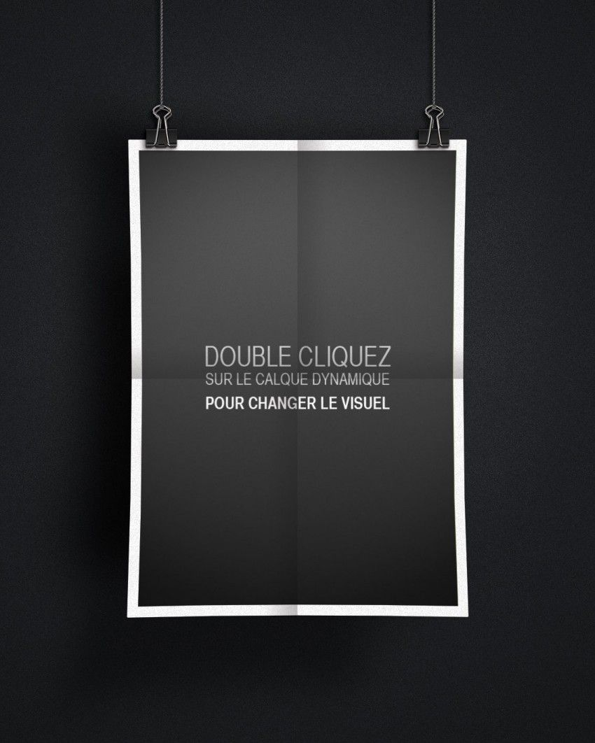 tutoriel cr u00e9er un mockup affiche avec photoshop