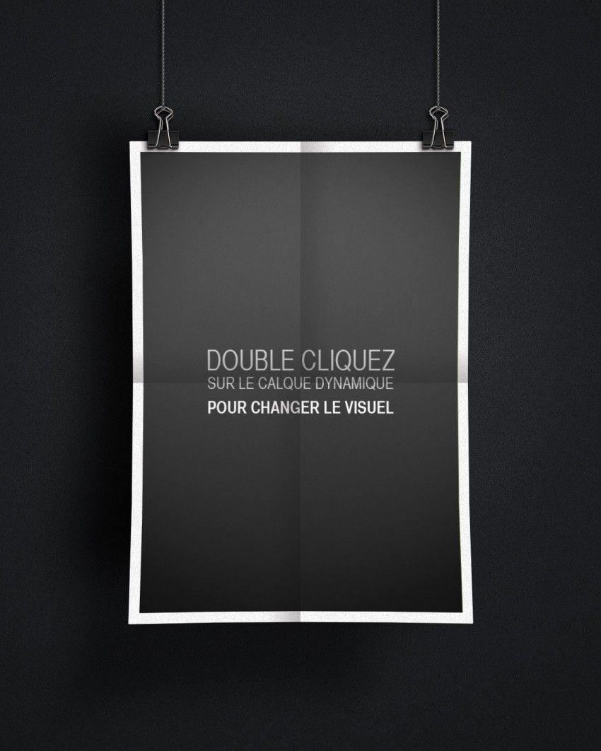 tutoriel cr u00e9er un mockup affiche avec photoshop