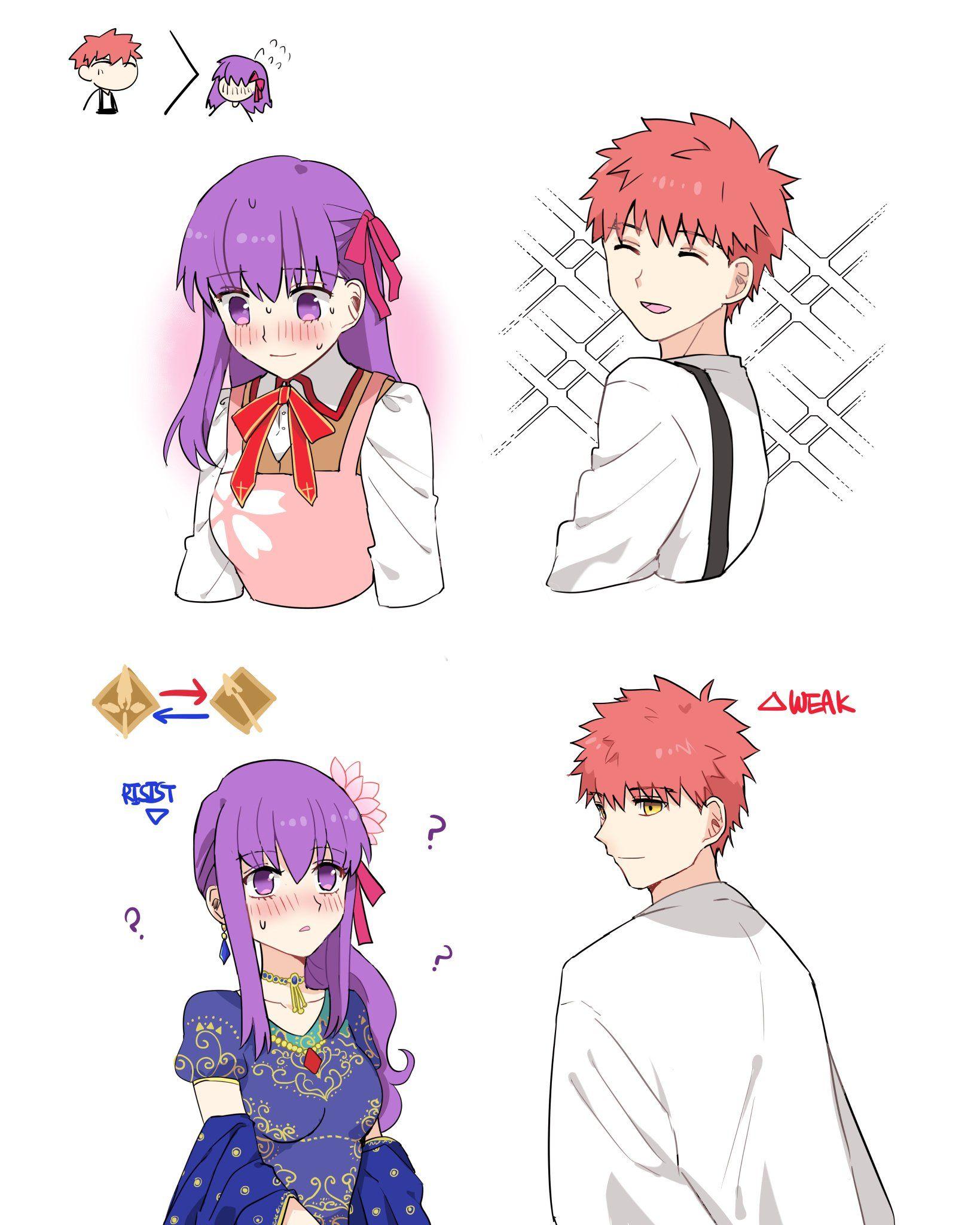 Twitter 2020 캐릭터 일러스트, 일본 애니메이션