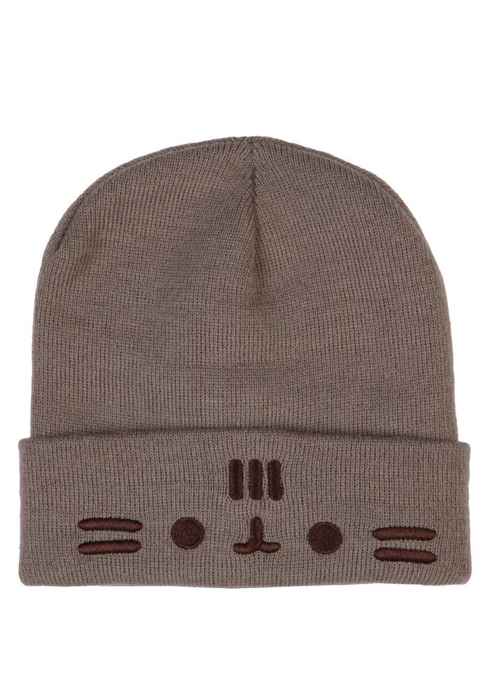 Fold up the cuff and you ll see Pusheen has nested upon your head to keep  you… 98163fafa38b