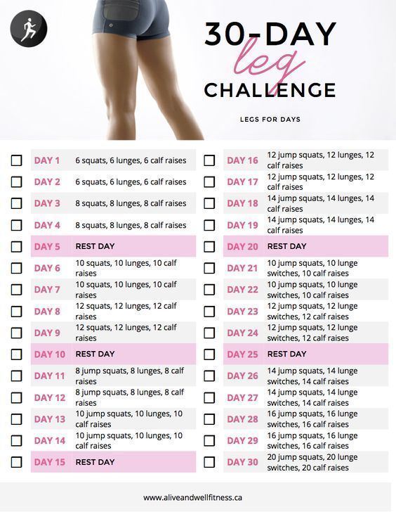 Friday Favorites- Fitness Challenges - MsModify -  Friday Favorites- Fitness Challenges – MsModify...