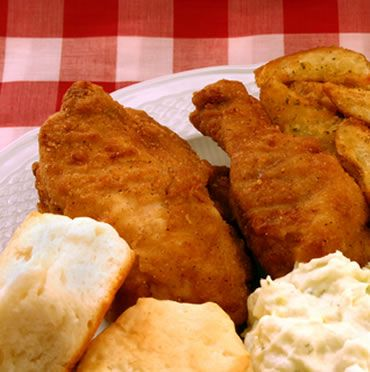 how to make crispy chicken batter