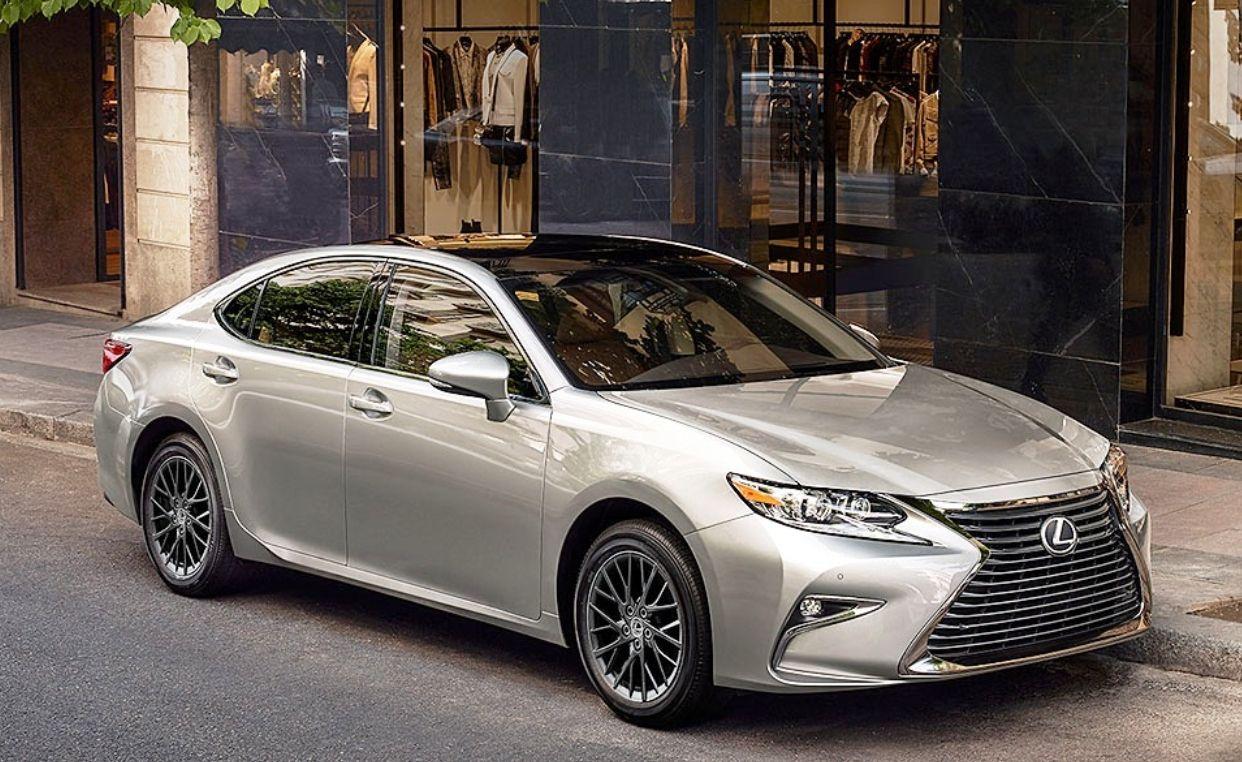 Lexus Es 2020 First Drive Lexus es, Lexus, New engine