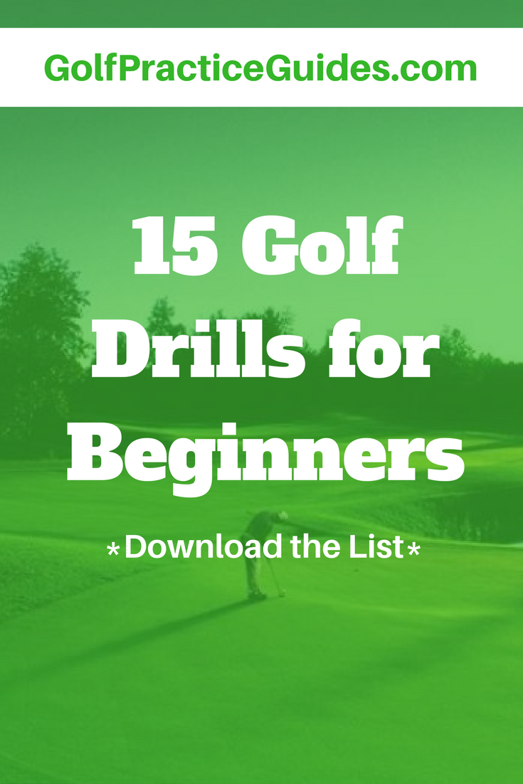 Golf Swing Drills We've tested these 15 golf drills and
