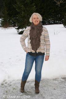 XL Cheap & Chic: Vaatteet on mun aatteet - Clothing tells who I am....