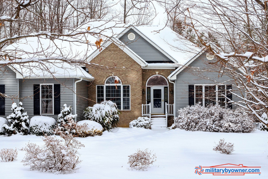 Beyond Less Competition 3 More Big Reasons To Buy A House In The Winter Winter House Home Maintenance Home Improvement Loans