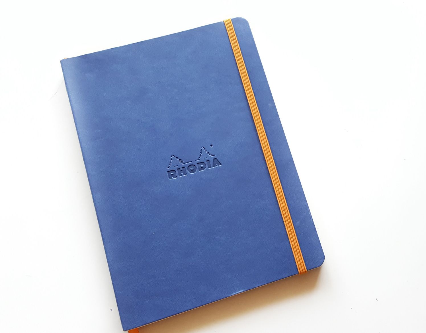 A Review Of The Colored Rhodia Dot Grid Soft Cover Notebook Perfect