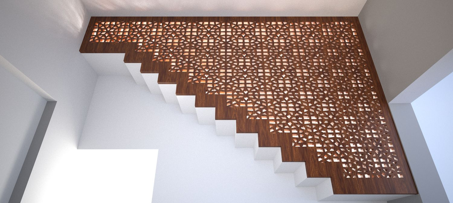 Best Stair Outside Decorative Screens House Wall Decor 400 x 300