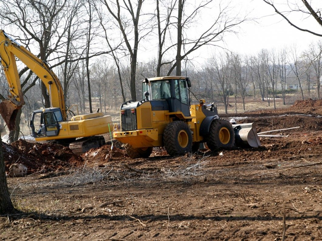 Land clearing services sydney with images land