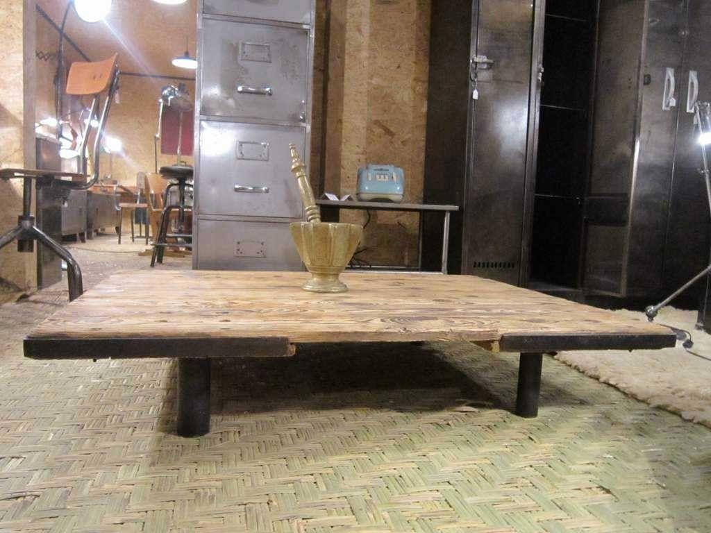 Grande Table Basse Bois table basse grande dimension beau grande table de salon