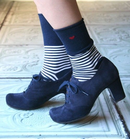 MISONA NAVY :: SHOES :: CHIE MIHARA SHOP ONLINE