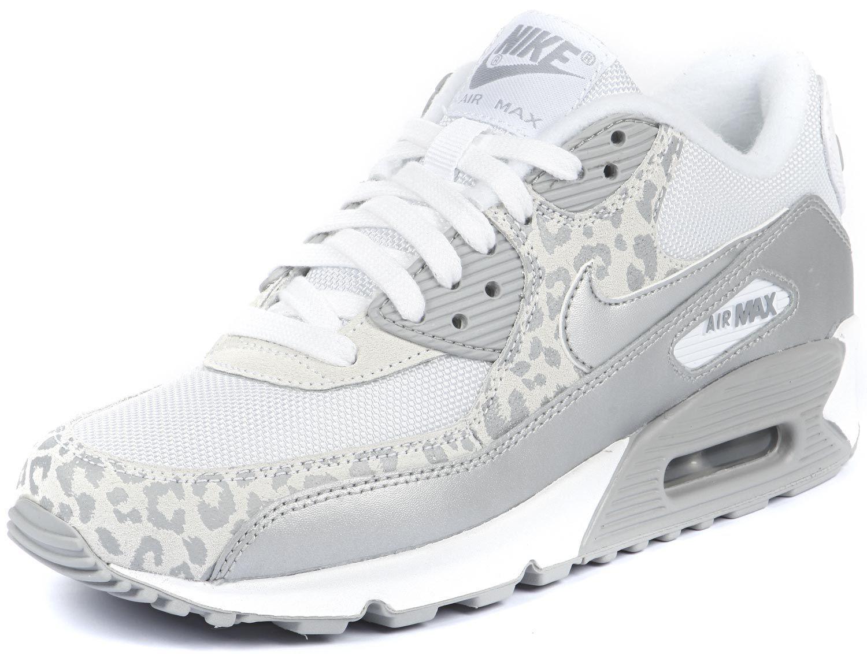 Nike Sneakers Dames Leopard