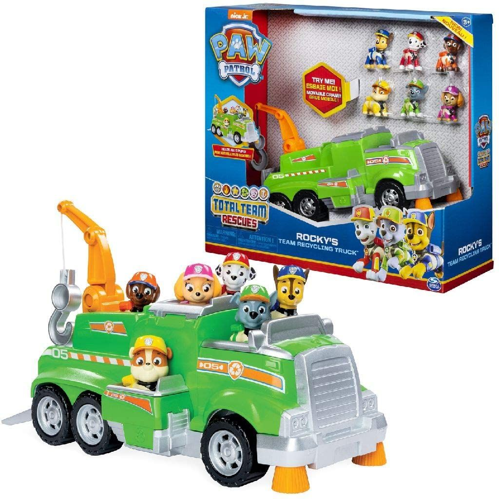 Amazon Paw Patrol Spielzeug