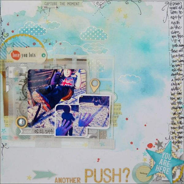 another PUSH? - Scrapbook.com