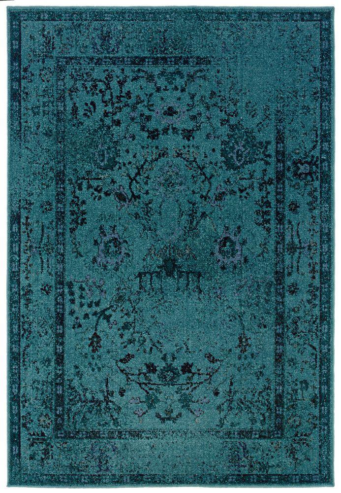 Rugstudio Presents Sphinx By Oriental Weavers Revival 550h2 Machine Woven Good Quality Area Rug