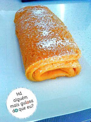 Está solinho e sai uma Torta de Cenoura - Há alguém mais gulosa do que eu?