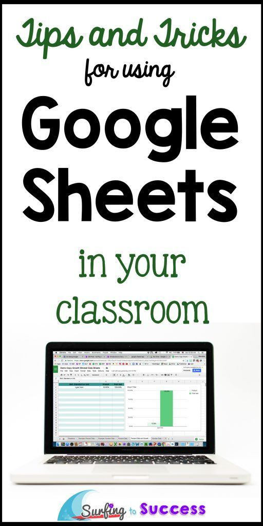 Google Sheets in Your Classroom Google, Free and Google classroom - Spreadsheet Free Download For Android