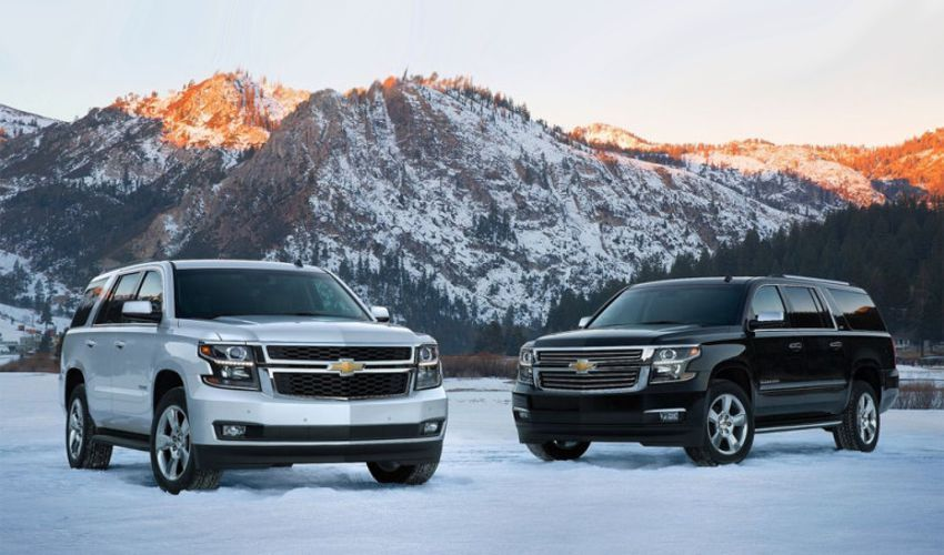 2019 Chevy Tahoe Redesign Price Release Date And Engine Specs Rumor