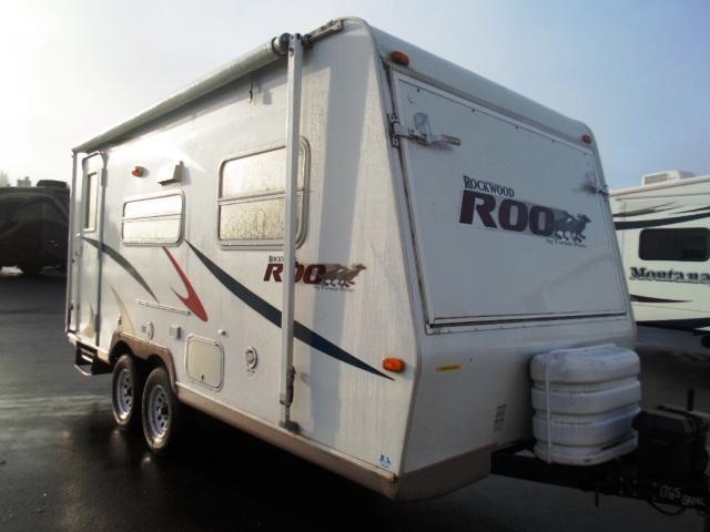 used 2007 rockwood rv roo hybrid travel trailer for sale in wood village or por785749. Black Bedroom Furniture Sets. Home Design Ideas