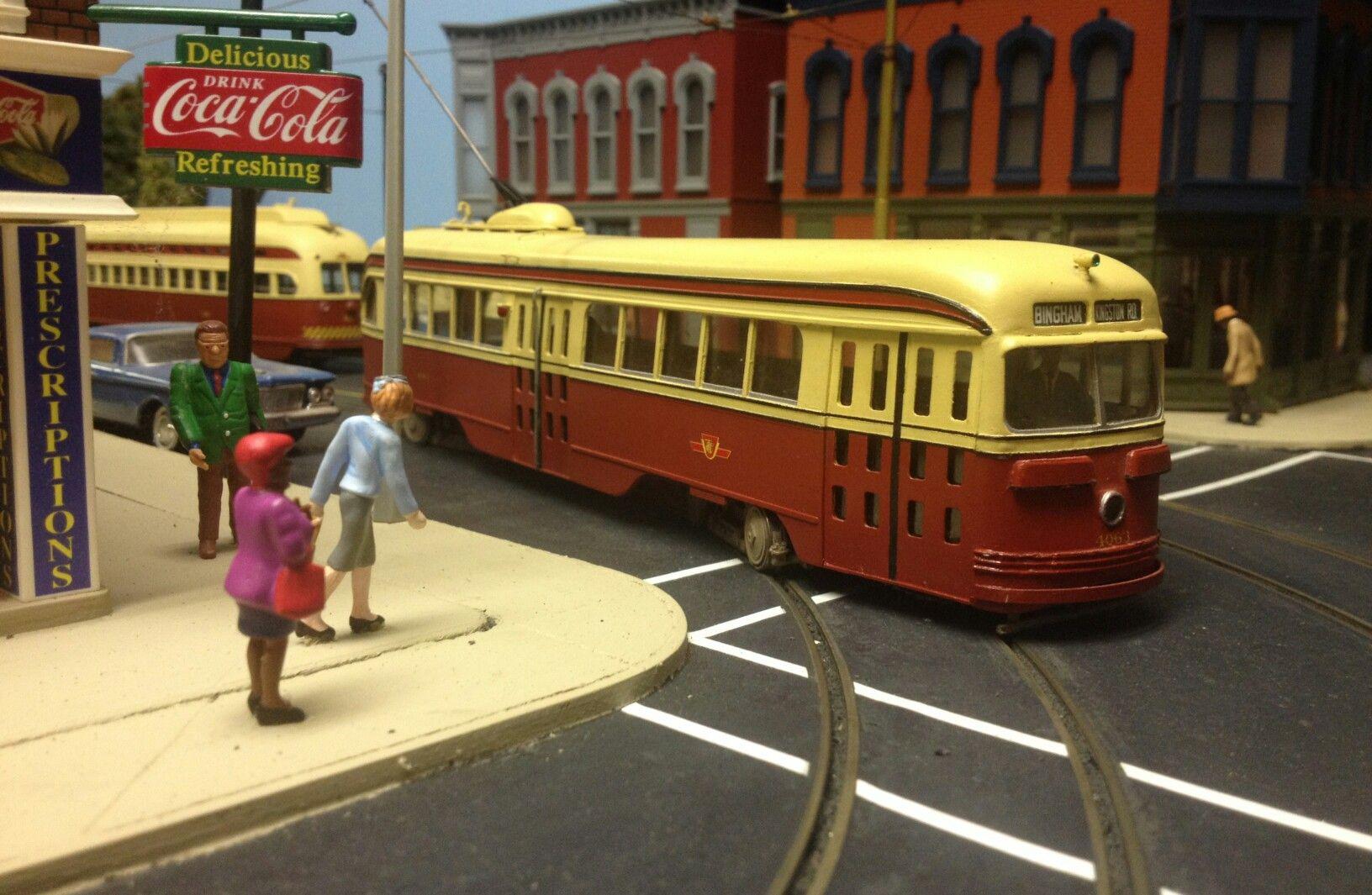 TTC 4063 O Scale PCC | Toronto Transit Models | Model ...