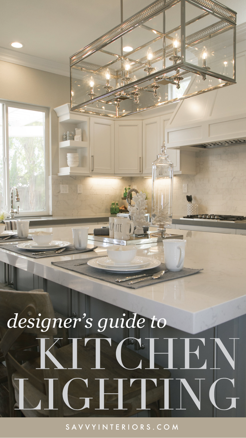 Designer S Guide To Picking The Right Kitchen Lighting From