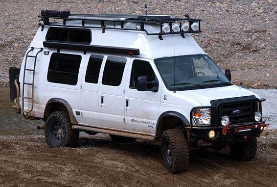 4x4 Cost 4x4 Camper Van Expedition Vehicle Custom Camper Vans