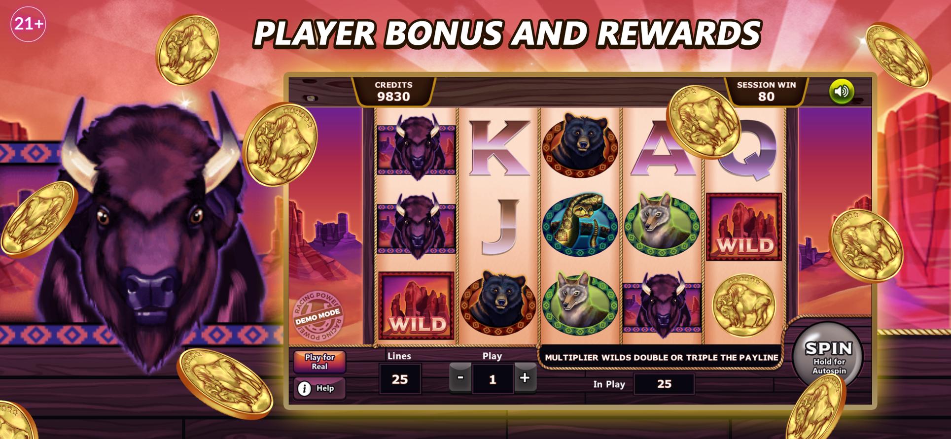 Video Game Gambling App